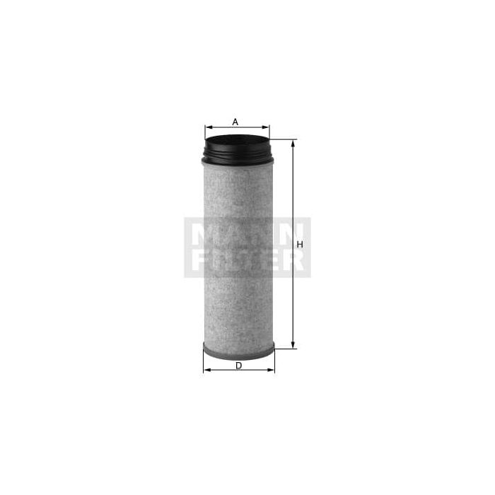 Mann Filter CF1830 Safety Element