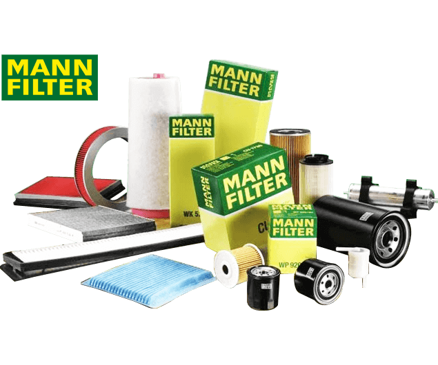 Find and Buy your MANN Filters here | MANN Filters R US
